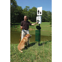 Pet Waste Stations image