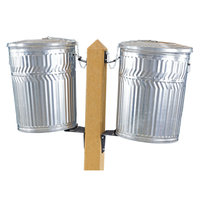 Trash Receptacles image