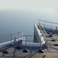 Fall Protection Safety Railing System image