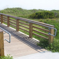 Kee® Access: ADA Safety Handrail image