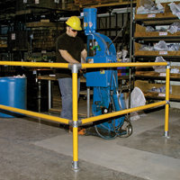 Kwik Kit: Pre-Packaged Safety Railing Kits image