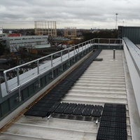 Key Walk® Anti-Slip Rooftop Walkway and Steps image