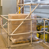 Pallet Gate for Mezzanine Access image
