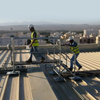 Rooftop Crossovers and Safe Access Platforms (SAPs) image