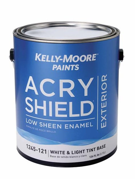 Exterior acrylic low sheen paint image - Exterior paint gloss or low sheen ...