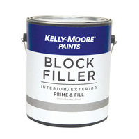 Kelly-Moore Paints image | Block Filler Interior/Exterior Primer