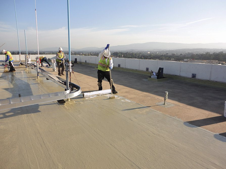 Kemperol 2K-PUR - Waterproofing and Roofing System