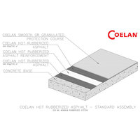 COELAN - Hot Rubberized Asphalt Systems image
