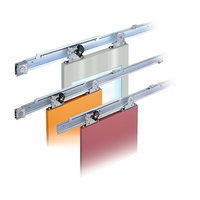 Self-Closing System for Sliding Doors image