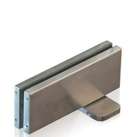 Patch Fitting Pivot Door Closers for Glass Doors image