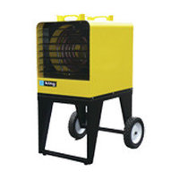 Industrial Portable Utility Heater image