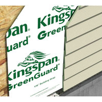 GreenGuard Butyl Flashing Kingspan 6 in X 100 ft NEW Factory Wrapped