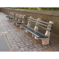 Concrete Benches image