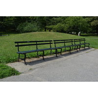 Central Park Settee image