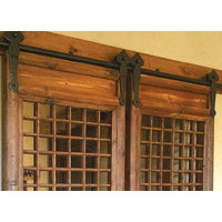 New - Barn Door Hardware image