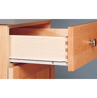 Roller Bearing Cabinet Drawer Slides image
