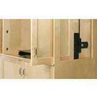 Pocket Cabinet Door Slides image