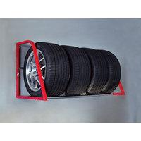 Knape & Vogt Mfg. Co. image | HyLoft® Tire Storage