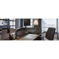 Knape & Vogt Mfg. Co. image | New - Altissimo-Prime Sit-Stand  Single-surface height adjustment