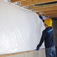 Basement Wall Insulation image