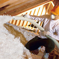 Knauf Insulation Blowing Insulation image