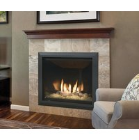 Contemporary Gas DV Fireplaces image