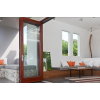 Wood Bifold Doors image