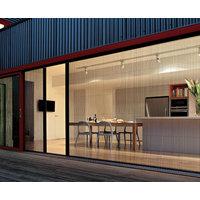 LaCantina Doors image | Pleated Screen