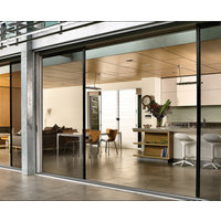 LaCantina Doors image | Non-Pleated Screen
