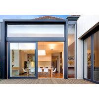 LaCantina Doors image   Aluminum Wood Slider