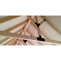 Structural Roof Decking & Wide Board Loft Flooring image