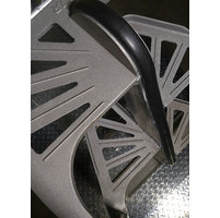 Alternating Tread Aluminum Stair image