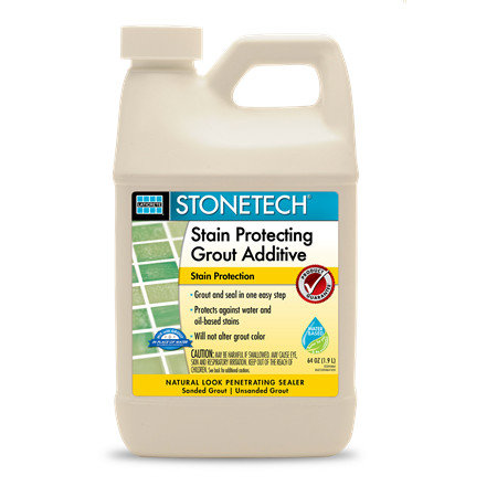 STONETECH® Stain Protecting Grout Additive