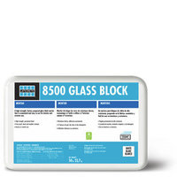 8500 Glass Block Mortar image