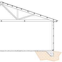 Above Grade Foundation (truss) image