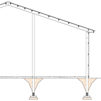 Above Grade Foundation (rafter) image