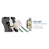 Lev-Lok® Modular Wiring Devices image
