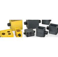 Portable Outlet Boxes & Cover Plates image
