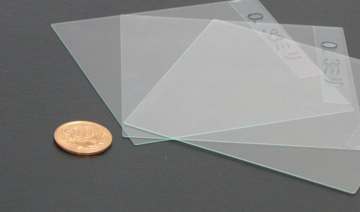 Ultra Fine Flat Glass