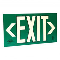 UL Listed Metal Exit Sign (Without Frame) image