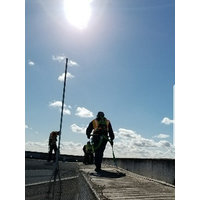 Rooftop fall protection fall protection specs specwizard products lynn safety inc publicscrutiny Gallery