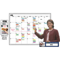 31-Day Month Calendar Planner Whiteboards image