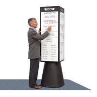 RotoCube® Rotating Magnetic Bulletin Towers image