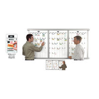 Month to Month™ Modular Magnetic Dry Erase Calendar  image
