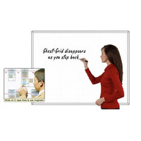 Ghost-Grid� Magnetic Whiteboard Kits image
