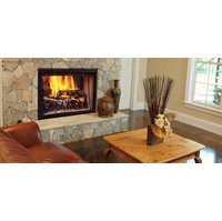 Wood-Burning Fireplace image