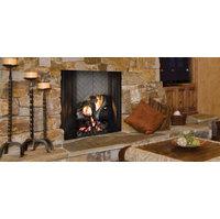 Wood-Burning Fireplace image