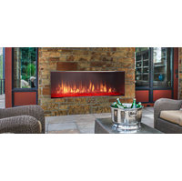 Outdoor Gas Fireplace image