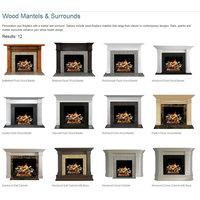 Wood Mantels & Surrounds image