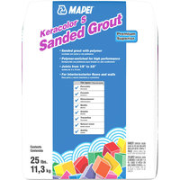 Premium Sanded Grout with Polymer image